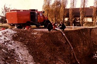 Löschzug der Freiwilligen Feuerwehr Cronenberg